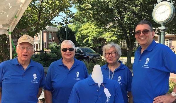 Seaford Historical Celebrates Nanticoke Riverfest T-Shirt Photo