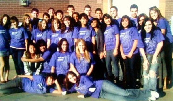 Voices Heard Organization T-Shirt Photo