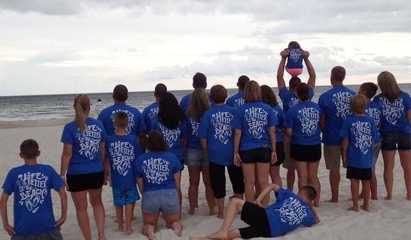 Grupe Family Vacation19 T-Shirt Photo
