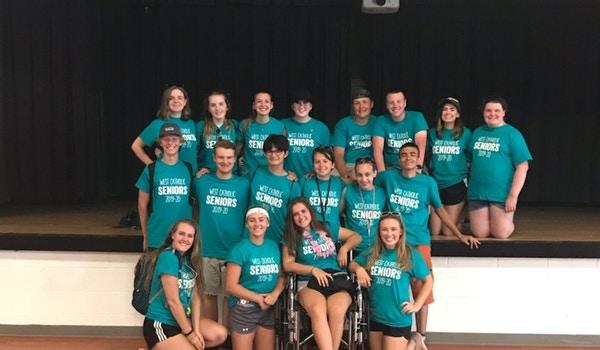 Band Camp Seniors! T-Shirt Photo