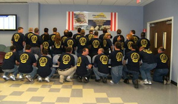 Efw And Charlie Company Jackals T-Shirt Photo