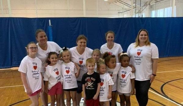 Cheer Camp 2019 T-Shirt Photo