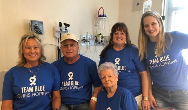 Team Blue  T-Shirt Photo