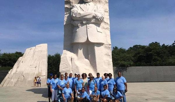 Hall Gamble Family Reunion In Washington, Dc T-Shirt Photo