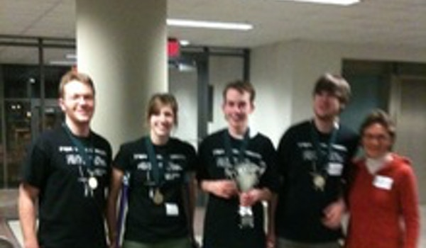 Science Bowl State Champions! T-Shirt Photo
