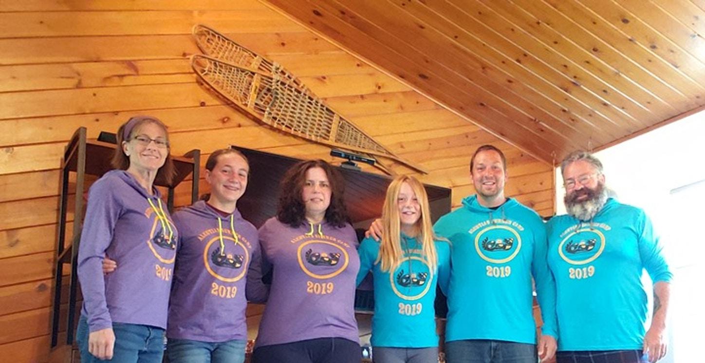 Aleutian Summer Camp 2019 T-Shirt Photo