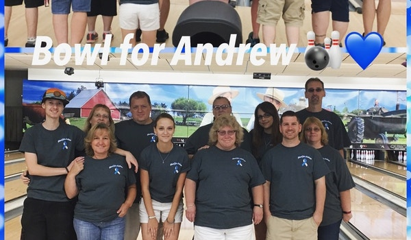 Bowl For Andrew T-Shirt Photo