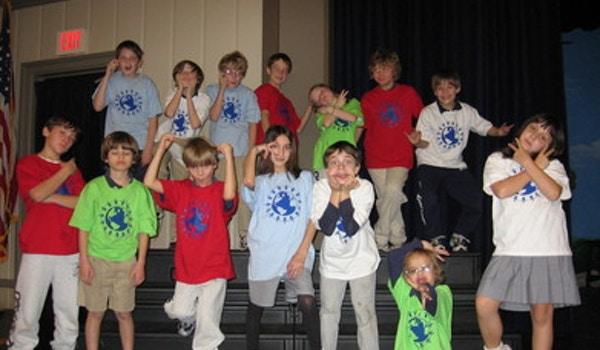 3rd Grade Earth Assembly T-Shirt Photo