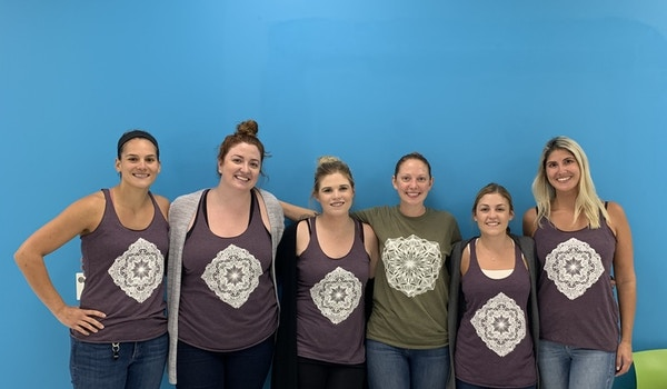 Tanks And Tees In The Workplace!  T-Shirt Photo