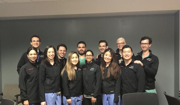 Rutgers Plastic Surgery Residents  T-Shirt Photo