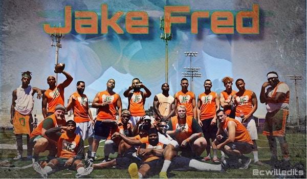 Jake Fred Flag Football  T-Shirt Photo