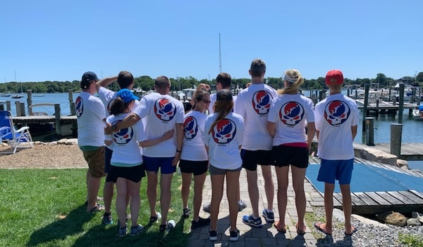 Fisher's Island Guerrilla 1/2 Marathon T-Shirt Photo