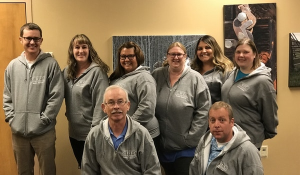 2019 Cwfc Annual Planning Meeting T-Shirt Photo