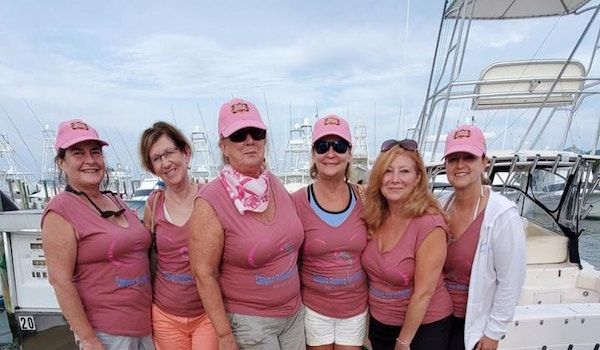Poor Girls 2019 Canyon Fishing For A Cure! T-Shirt Photo