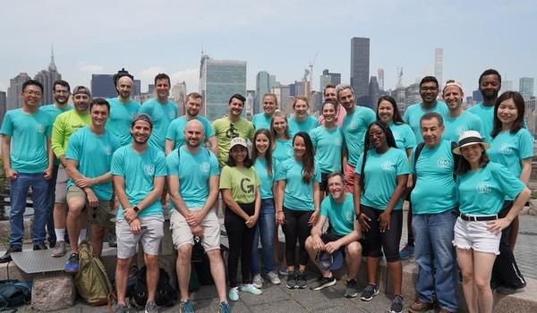 Code Green Solutions Doing Good Work Doing Good! T-Shirt Photo