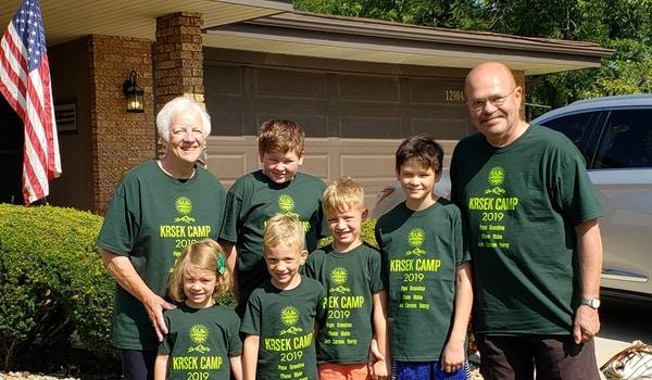 Krsek Camp 2019 T-Shirt Photo