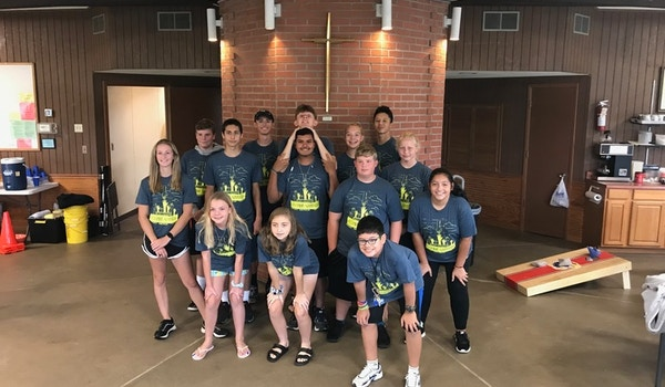 Keeping Sabbath Youth Convention  T-Shirt Photo