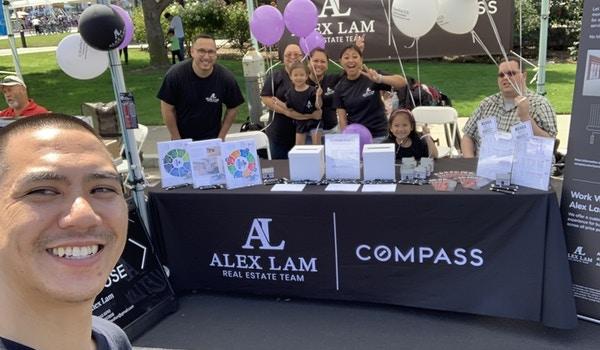 Alex Lam Team At Summer Days Event T-Shirt Photo