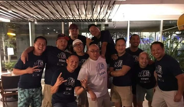 The Guys, Front T-Shirt Photo