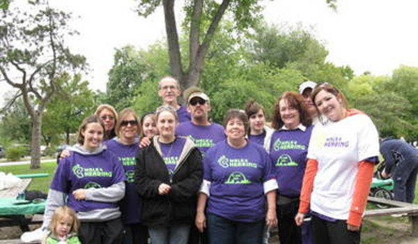 Walk4 Hearing T-Shirt Photo