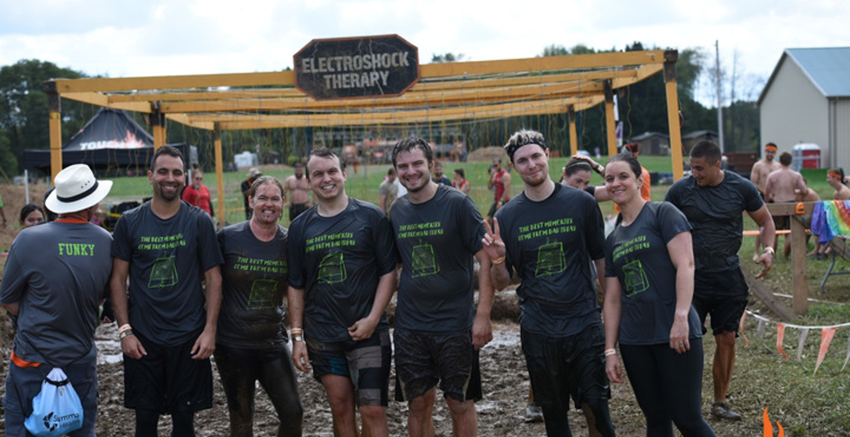 Fun In The Mud T-Shirt Photo