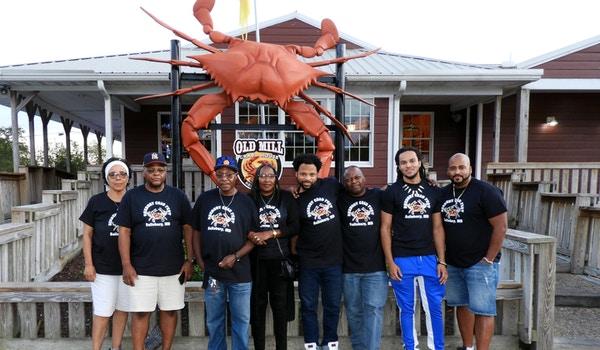 Roxbury Crab Fest T-Shirt Photo