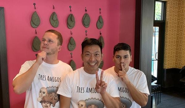 Tres Amigos T-Shirt Photo
