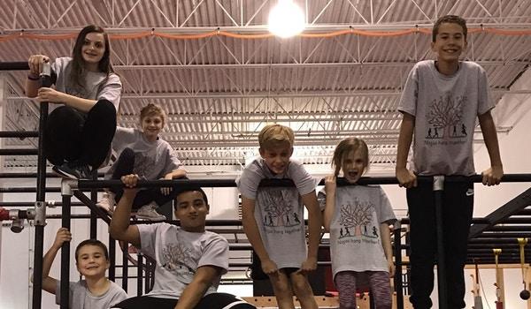 Ninjas Hang Together! T-Shirt Photo