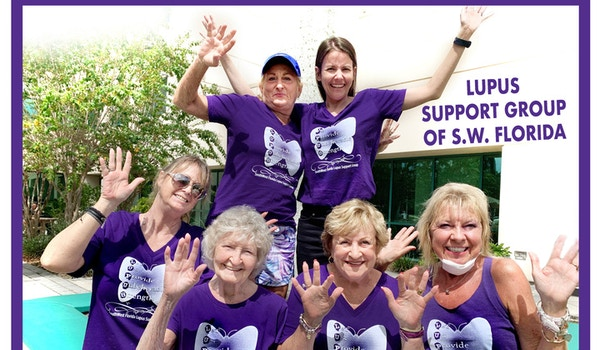 Southwest Florida Lupus Support Group T-Shirt Photo