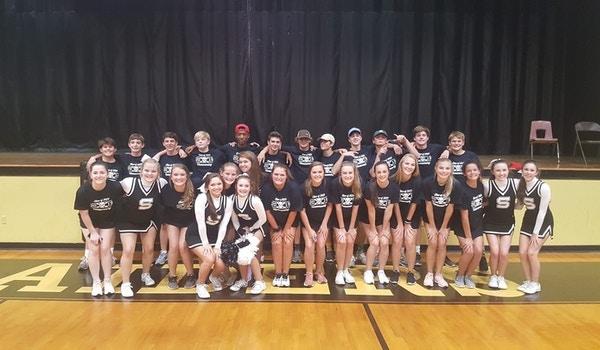 Freshman Class Homecoming Winners T-Shirt Photo