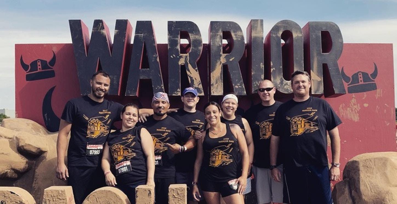 Warrior Dash 2019 T-Shirt Photo
