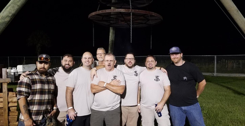 Sailors Night Out! T-Shirt Photo