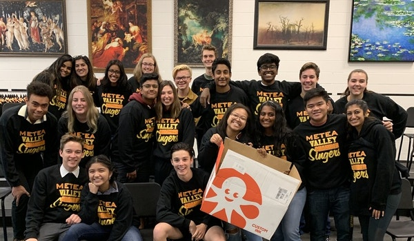 Chamber Singers Have Worn This Same Shirt Design For 10 Years! T-Shirt Photo