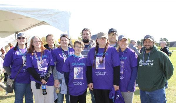 Suicide Awareness Walk T-Shirt Photo