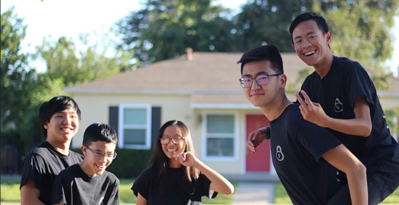 Family Robotics Fun  T-Shirt Photo