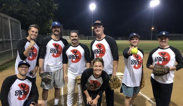 Cock 'N Bull Team Photo T-Shirt Photo