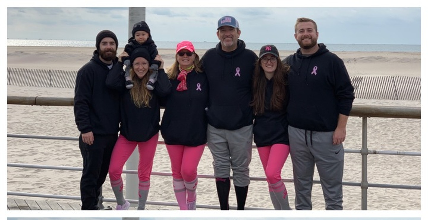 Making Strides For Breast Cancer T-Shirt Photo