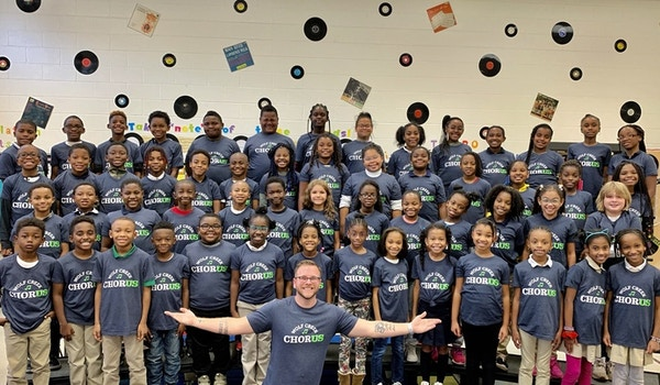 Wolf Creek Chorus T-Shirt Photo
