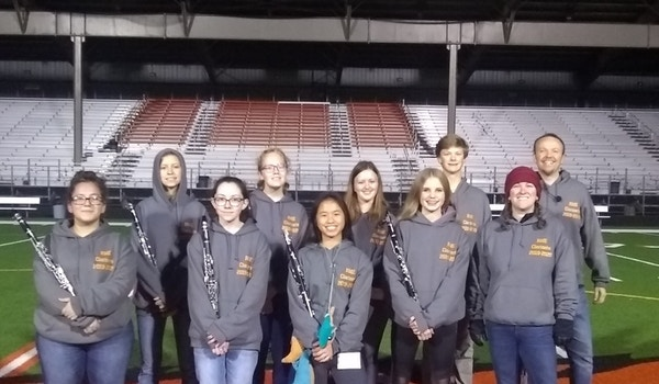 Rme Clarinet Section  T-Shirt Photo