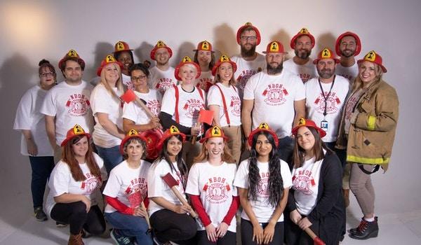 Nboh Fire Department T-Shirt Photo
