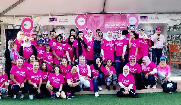 Pink Warriors T-Shirt Photo