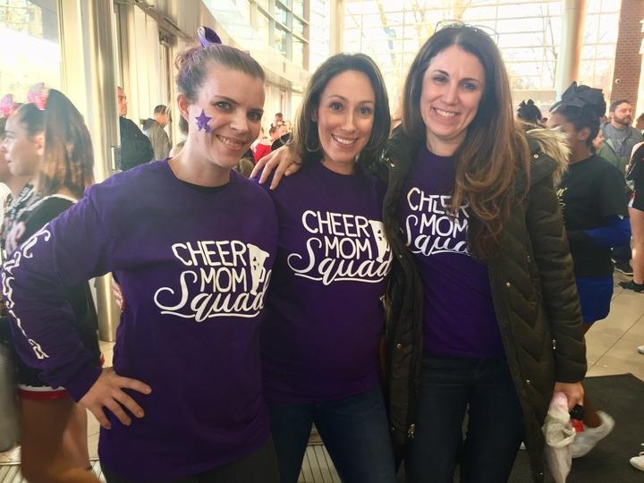 I Love Heart Mansfield Ladies T-Shirt