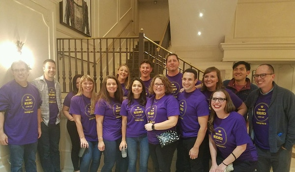 Special Education Research In New Orleans 2019 T-Shirt Photo
