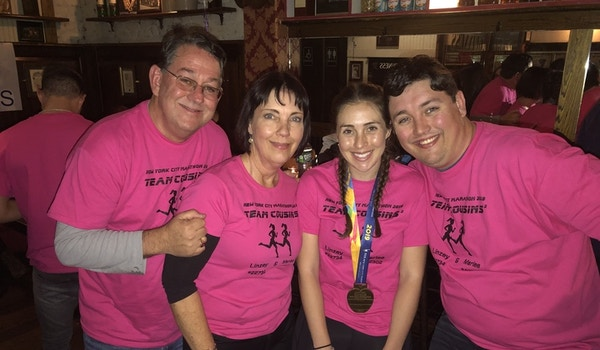 New York City Marathon 2019 T-Shirt Photo