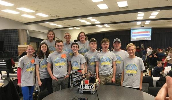 1st Ftc Robotics Competition  T-Shirt Photo