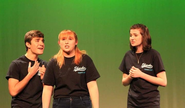 Acting In Stlye T-Shirt Photo