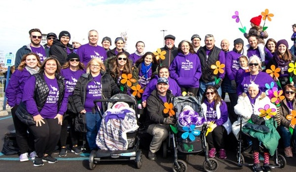 Miles For Mountain Street  Walking To End Alzheimer's T-Shirt Photo