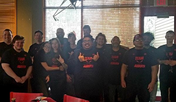 Team Auburn T-Shirt Photo