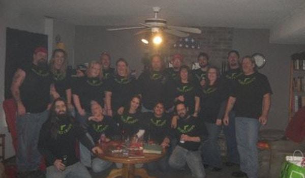 Group Mugshot T-Shirt Photo