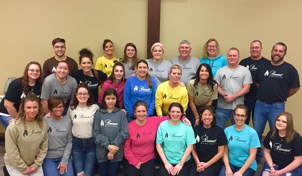Remnant Ministry Crew T-Shirt Photo